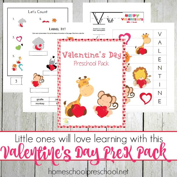 Valentine's Pack