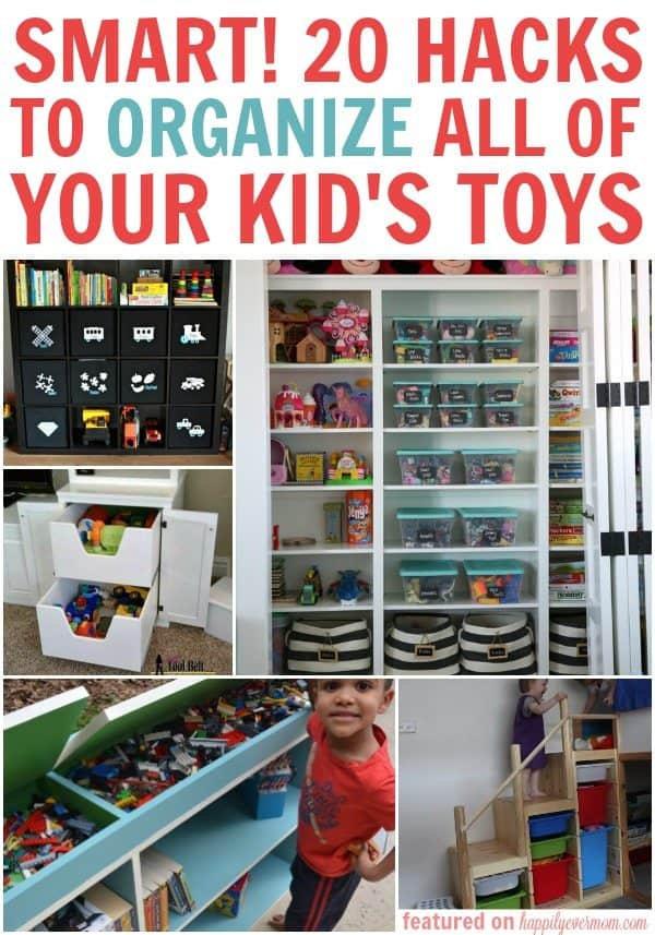 organization-hacks-for-kids-toys