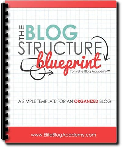 Blog-Structure-Blueprint