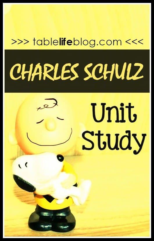Charles-Schulz-Unit-Study