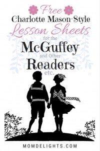 Charlotte-Mason-Style-McGuffey-Lesson-Sheets-Free-Printables-Pin