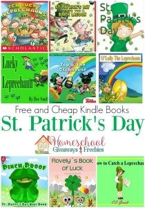 Free and Cheap Kindle Books for Kids: St. Patrick's Day