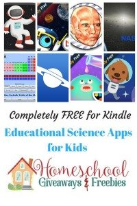 Free Kindle Science Apps