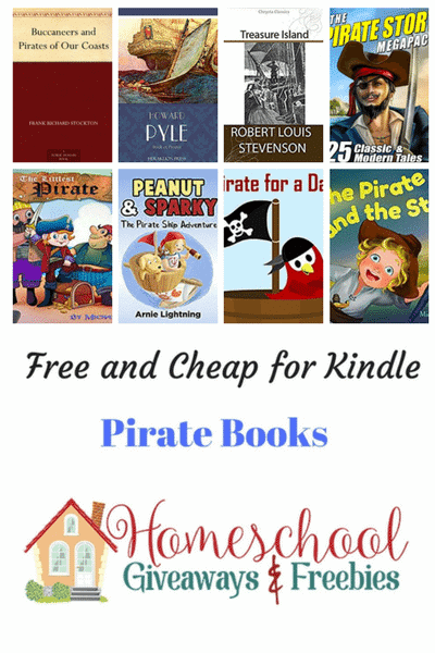 Free and Cheap Pirate Kindle Books