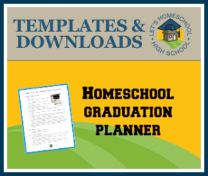 Homeschool-Graduation-Planner