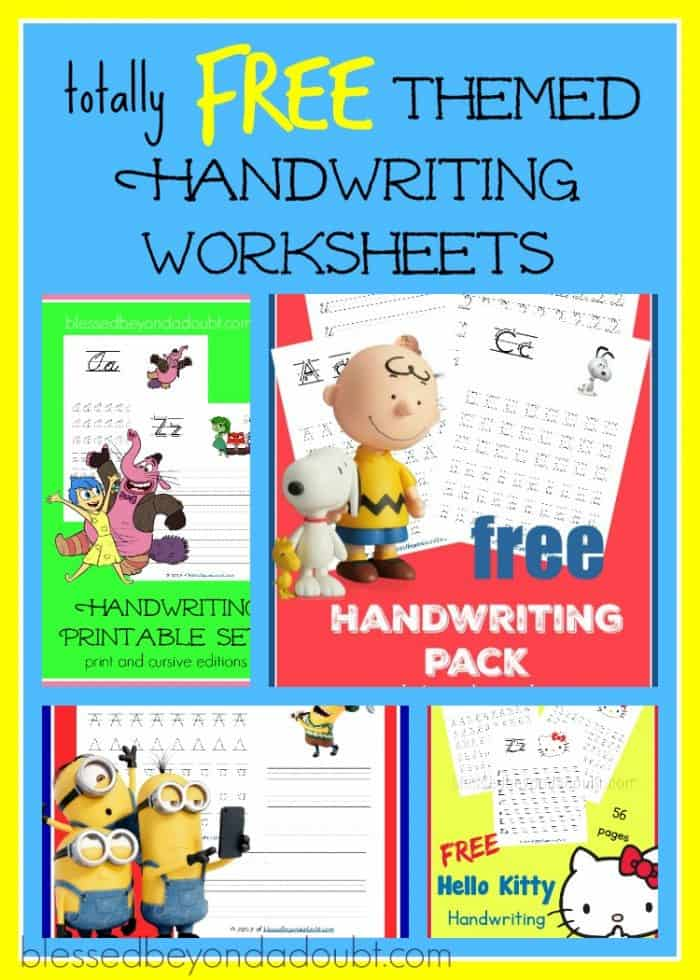 free-handwriting-worksheets