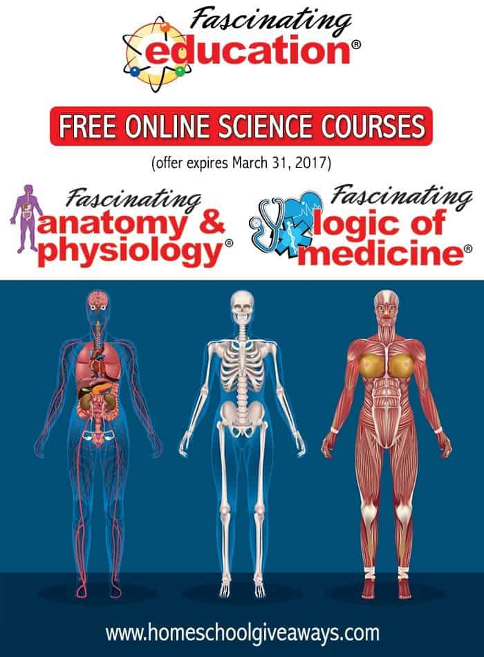 Free Online Science Courses Anatomy Physiology And Fascinating
