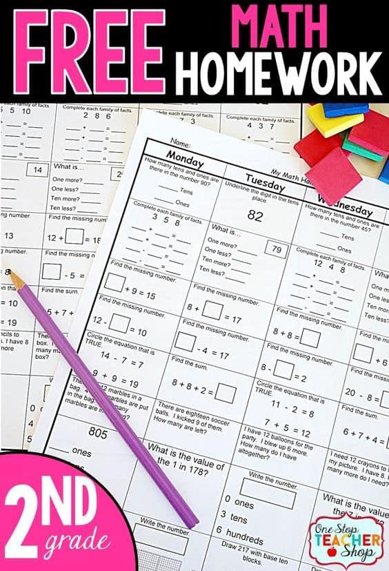 Geometry homework