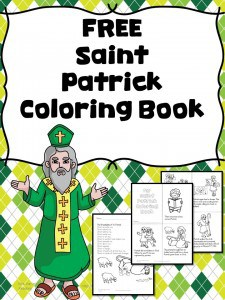 sant-patrick-coloring-page