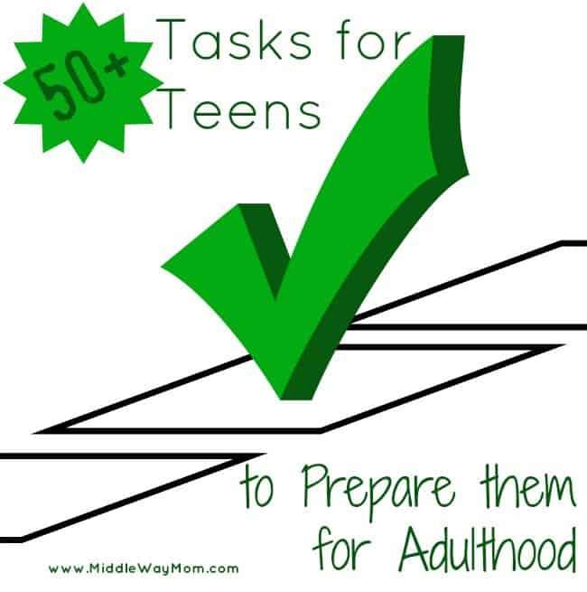 tasks-for-teens