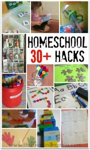 30+-Homeschool-Hacks-save-money-time-and-energy-This-Reading-Mama