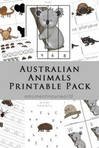 Australian-Animals-Printable-Pack-533x800