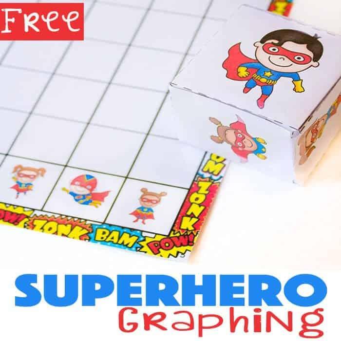 Superhero-Graphing-square