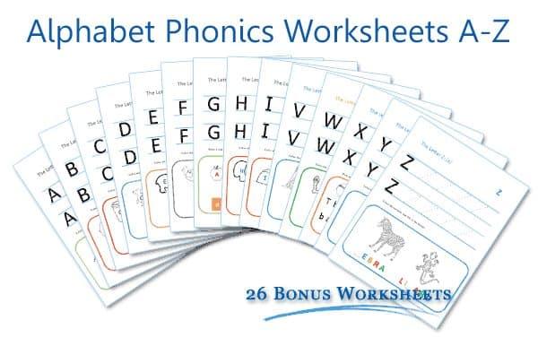 alphabet-sheets