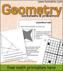 geometry_worksheets
