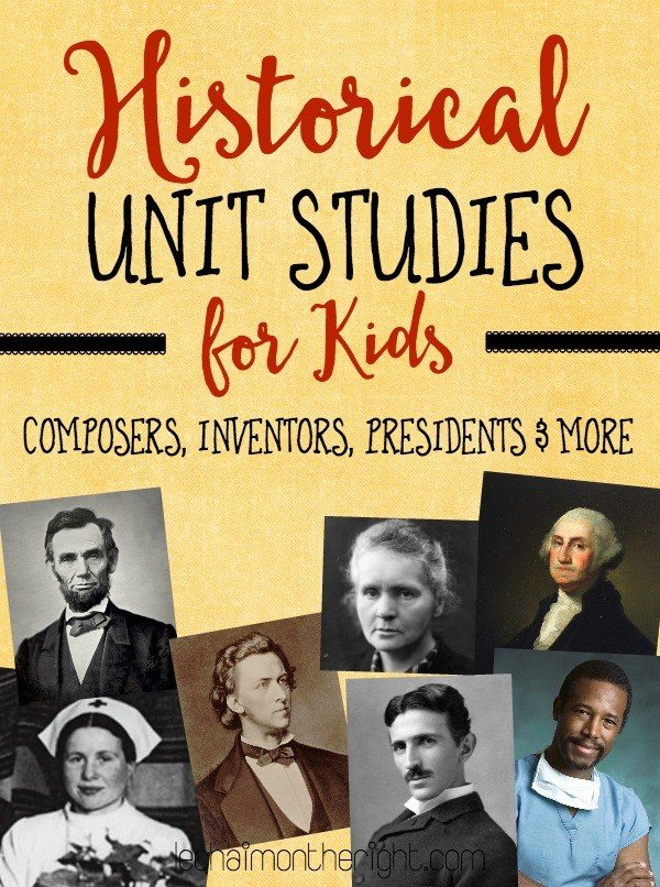 Historical-Unit-Studies