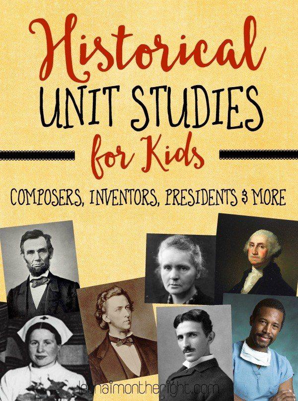 Historical-Unit-Studies