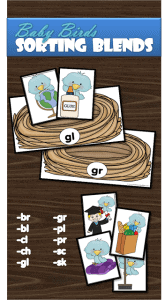 blends reading, spelling activity for preschool, prek, kindergarten, 1st grade, 2nd grade homeschool