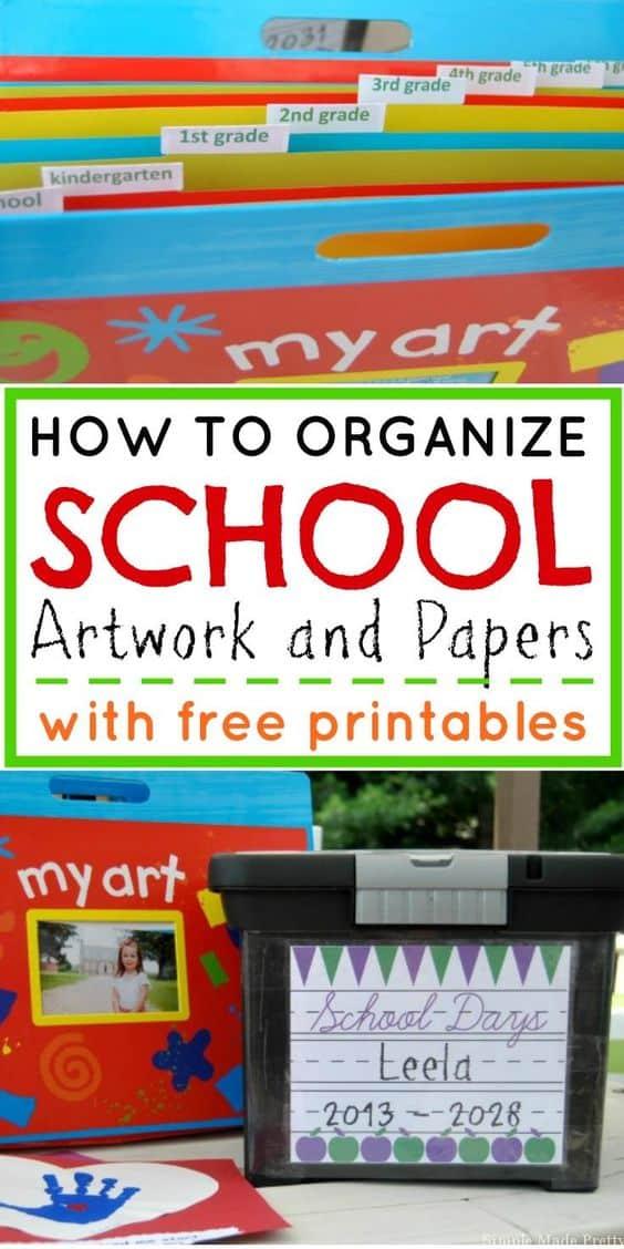 organizeschool