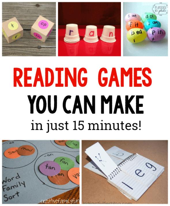 readinggames