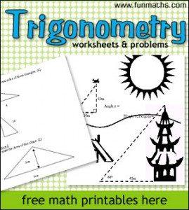 trigonometry_worksheets