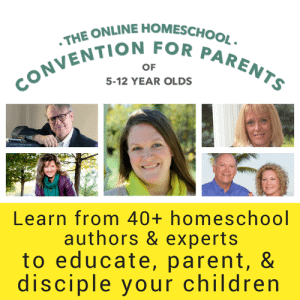 Want to learn all you can about homeschooling, but can't afford to attend a convention? Now you can attend the Online Homeschool Convention for absolutely FREE!! Find out how now! :: www.homeschoolgiveaways.com