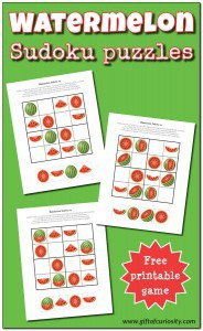 Watermelon-Sudoku-Puzzles-Gift-of-Curiosity
