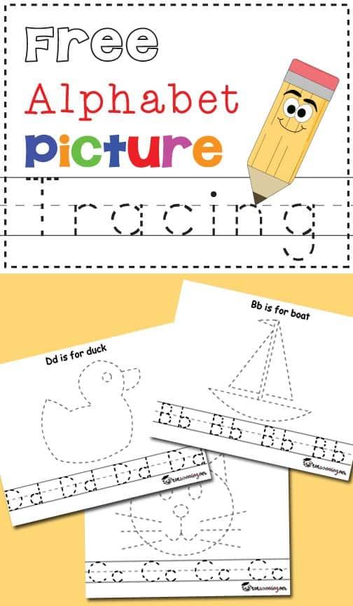 alphabettracing