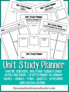 unitstudyplanner