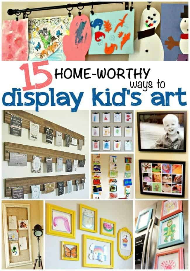 15-awesome-ways-to-display-kids-art