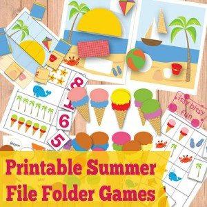 Free-Summer-File-Folder-Games-for-Kids
