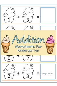 Ice-Cream-Addition-Worksheets-for-Kindergarten-pin