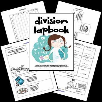 divisionlapbook