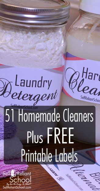 homemadecleaners
