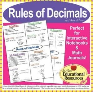rulesofdecimals