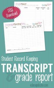transcript_gradereport