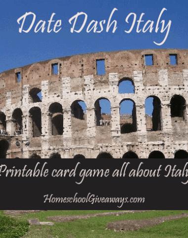 Date Dash Italy – Italian History Game