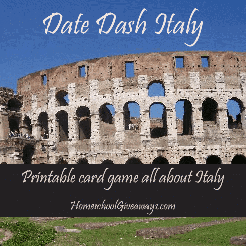 Date Dash Italy – Italian History Game