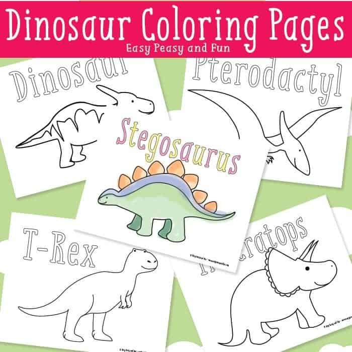free dinosaur coloring pages homeschool giveaways. Black Bedroom Furniture Sets. Home Design Ideas