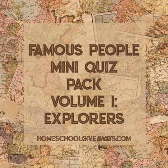 Famous-People-Mini-Quiz-Pack-Volume-1-Explorers