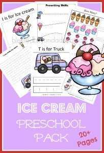 Ice-Cream-Preschool-Pack
