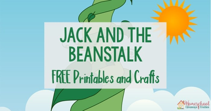 Irresistible image in jack and the beanstalk printable