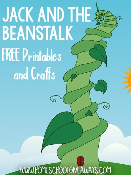 Jack And The Beanstalk FREE Printables Crafts