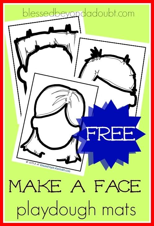 make-a-face-playdough-mats