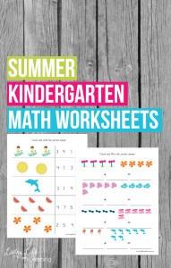 summer-kindergarten-math-worksheets