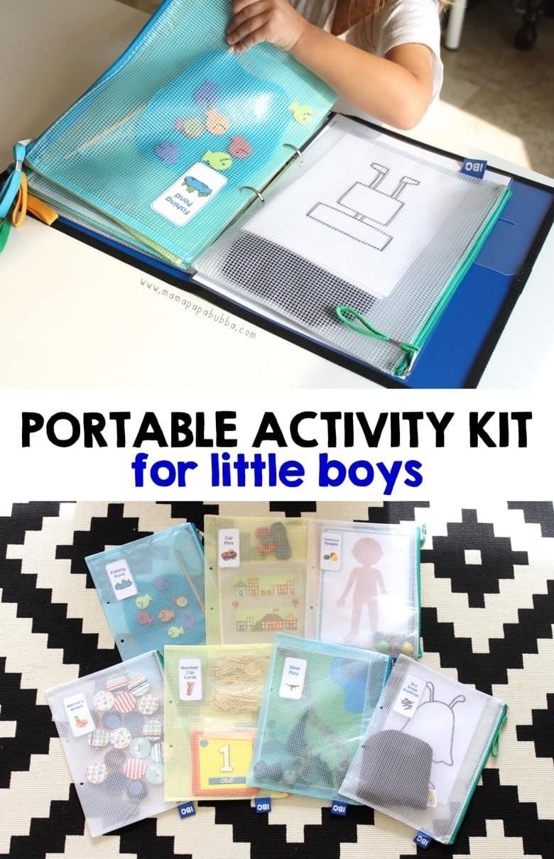 Portable-Activity-Kit-for-Little-Boys-Mama.Papa_.Bubba_.