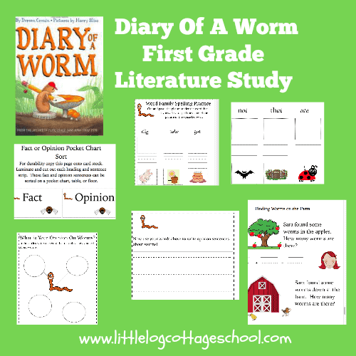diary-of-a-worm-collage