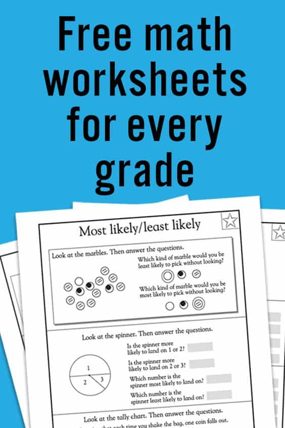 mathworksheets
