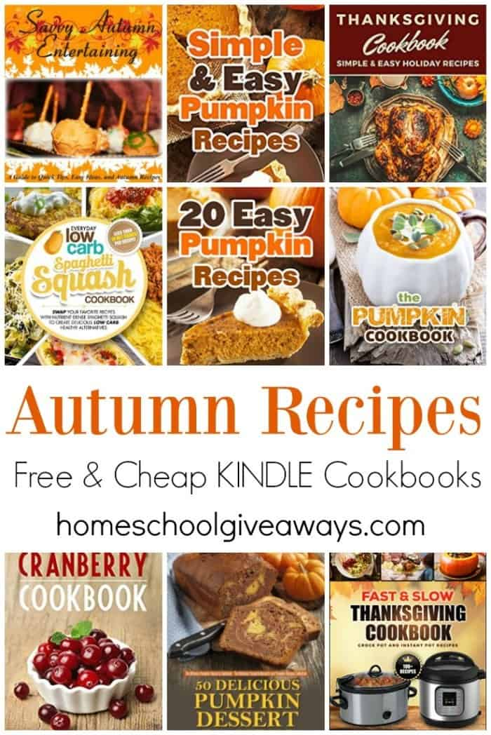 Autumn Recipes 9.18