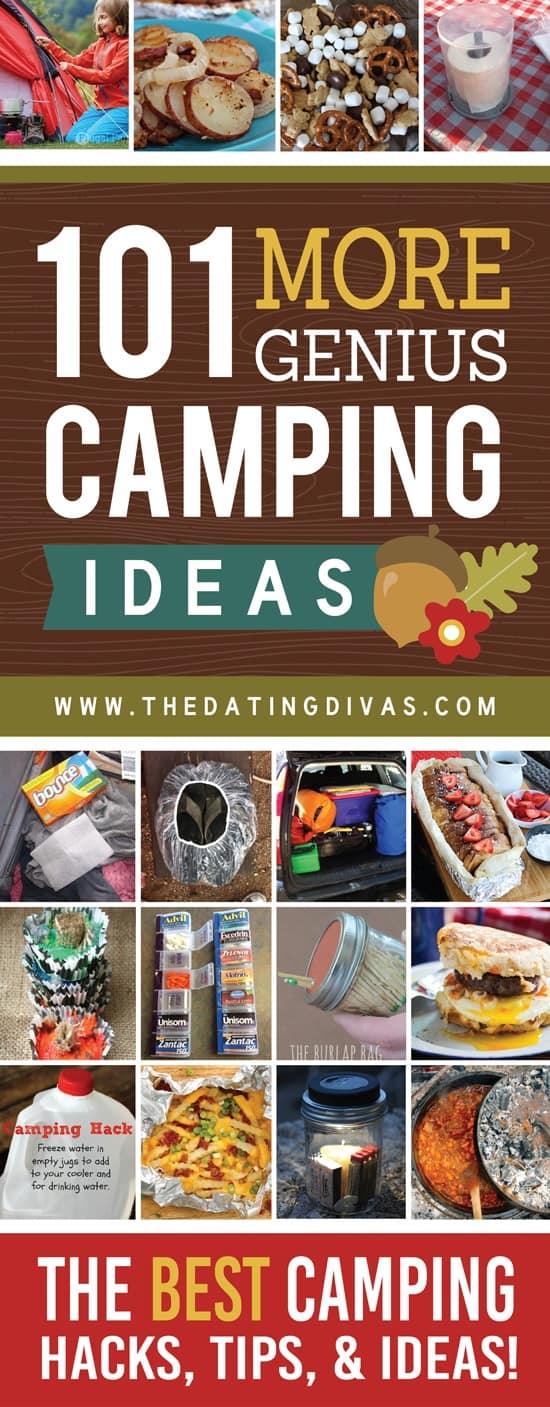 Camping-Ideas
